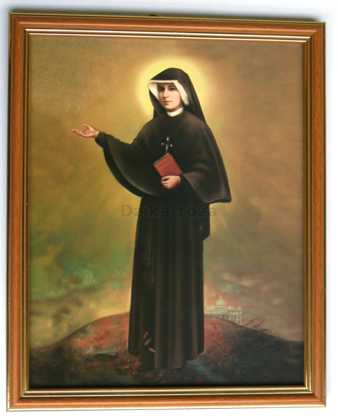 Die Heilige Maria Faustyna Kowalska