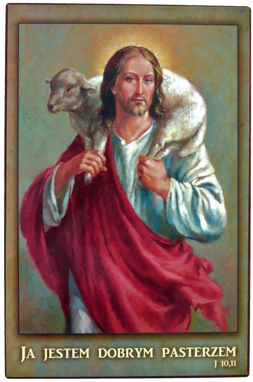 Znalezione obrazy dla zapytania Dobry Pasterz obrazy
