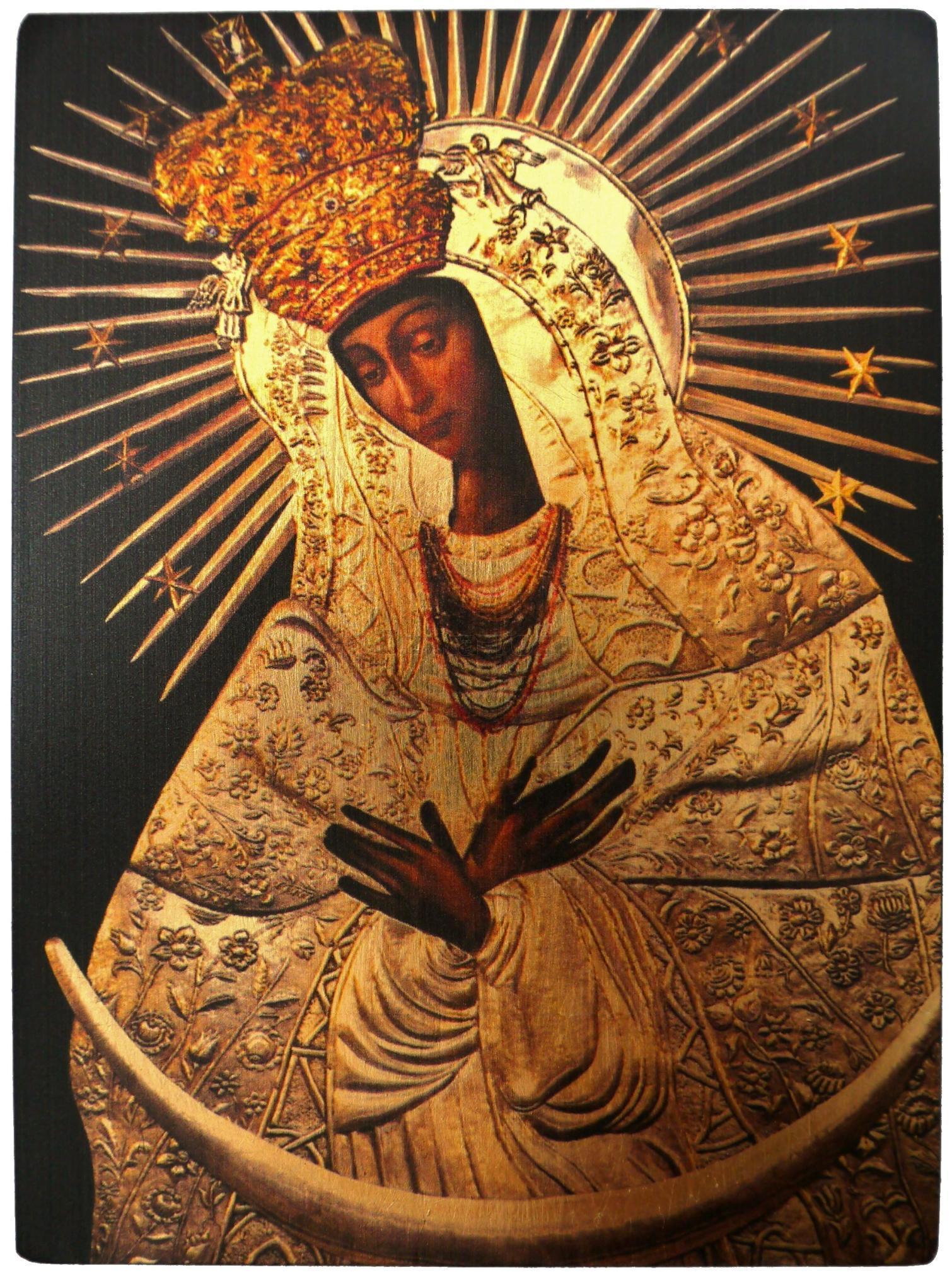 Znalezione obrazy dla zapytania matka boża ostrobramska