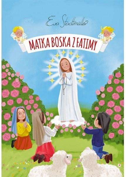 Matka Boska Z Fatimy Plakat Naklejki