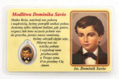 Modlitwa Sw Dominika Savio